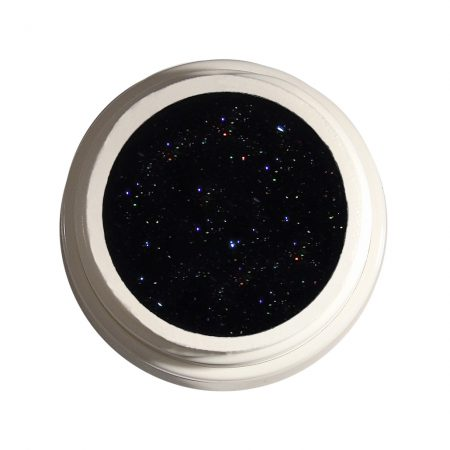 Glitzergel Night Sky 39 smaragd