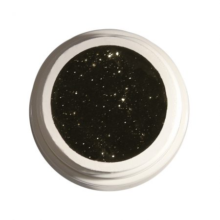 Glitzergel Night Sky 37 gold